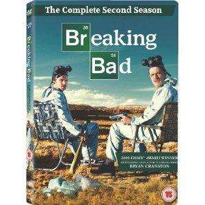 Breaking Bad - Staffel 2 [4 x DVD] für ~13.87€ @ amazon.uk