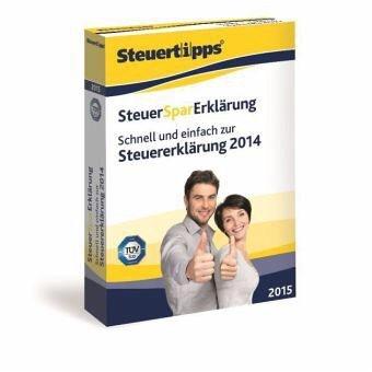 Steuersparerklärung 2015