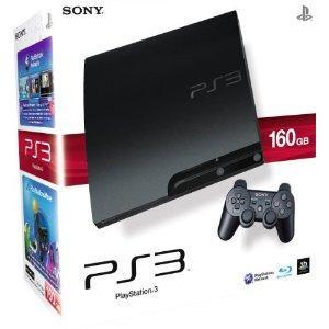 Sony PlayStation 3 Slim 160GB für 205 Euro inkl. Versand bei Amazon UK