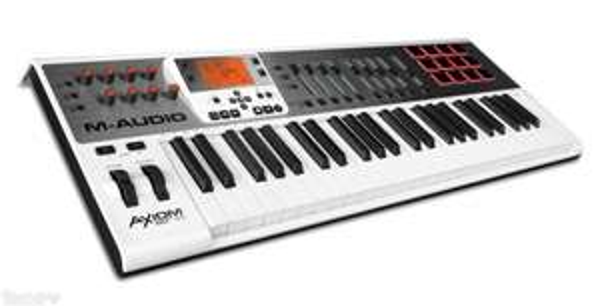 M-Audio Axiom Air 49 Midi Keyboard & Pad Controller 50 Euro billiger als überall
