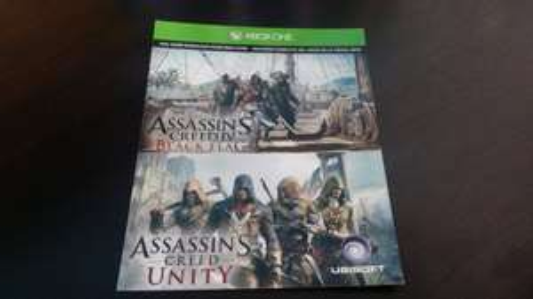XBox One Assassins Creed Black Flag und Unity DLC