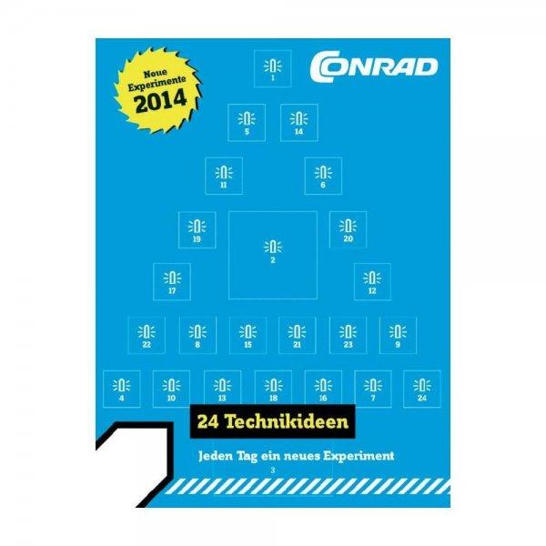 Conrad Adventskalender 2014 9,99€ @ebay