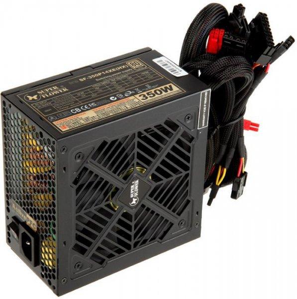 Super Flower Golden Green HX 350W PC-Netzteil (80+-Gold, 2x 6/8-Pin-PCIe, 5 Jahre Garantie) - 44,89€ @ Conrad
