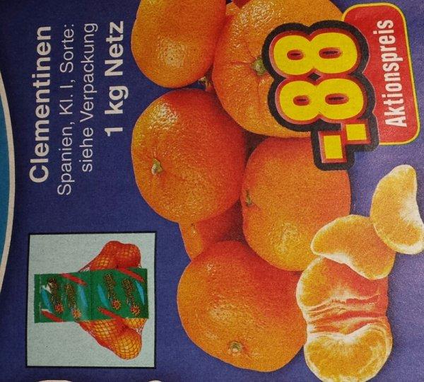 Clementinen 1kg [Netto Markt]