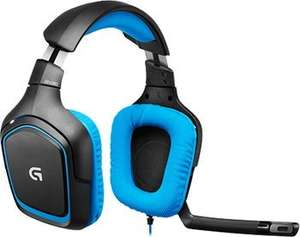 Logitech G430 Gaming Headset für 49€ @saturn.de