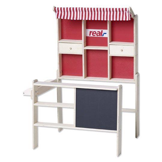 [Offline] Holzkaufladen für Kinder ab 3 Jahre - 29,99€ @ real