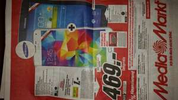 [MM Stuttgart] Samaung Galaxy S5 + Samsung Galaxy Tab 3 7.0 Lite + 100€ MM-Gutschein