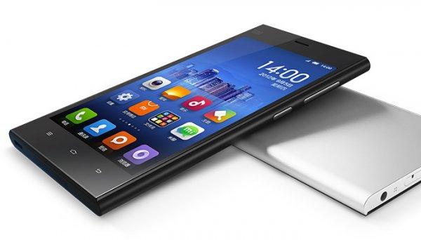 Xiaomi Mi3 - Schwarz - Snapdragon 800