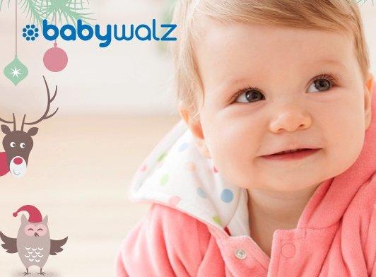 20 €-Gutschein für Baby Walz für 10 € über Groupon - Nur offline einzulösen