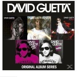 David Guetta 5er CD BOX für 9,99 € bei Saturn Online