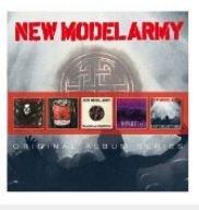 New Model Army 5er CD BOX für 9,99 € bei Saturn Online