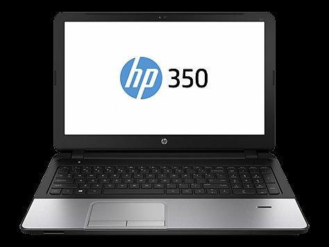 """HP 350 G1 (F7Y54EA) für 379€ @ Redcoon - 15,6"""" Core i3-4005U Notebook mit 750GB HDD und einem DVD-Brenner"""