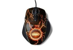 SteelSeries World of Warcraft MMO Gaming Maus Legendary Edition für 22,22€