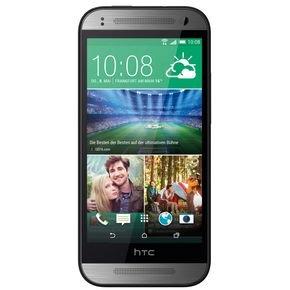 """HTC One mini 2 Grau [11,43cm (4.5"""") Display, 1.2GHz Quad-Core CPU, 13MP Full HD Kamera, LTE] für 304€ @Base.de"""