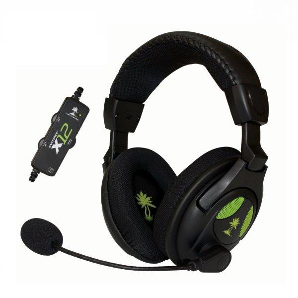 Turtle Beach Ear Force X12 (XBox 360, PC) Headset für 33€ @Amazon.de
