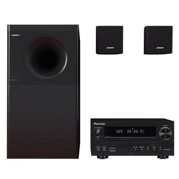 Bose Acoustimass 3 Series IV + Pioneer X-HM51-K für 399€ @Amazon.de