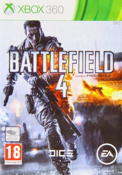 XBox 360 - Battlefield 4 für €11,37 [@Rakuten.co.uk]