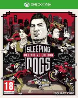 Sleeping Dogs: Definitive Edition (Xbox One) für 27,46€ @Rakuten.co.uk (TheGameCollection)