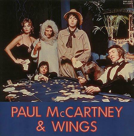 [Gratis-MP3s] 3 Titel von Paul McCartney & Wings