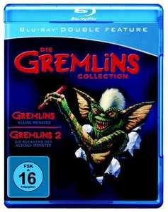 Gremlins 1+2 - Die Collection [Blu-ray] für 8,97€ @Amazon Prime