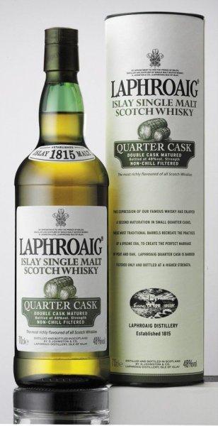 Laphroaig Quarter Cask 0,7 l - Geschenkpackung mit Glas - offline - SKY [LOKAL?- Rostock]