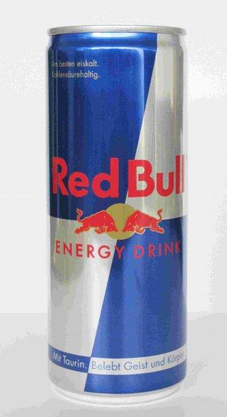 Red Bull Ernergy Drink (24 Dosen a 250ml) für 17,90€!!