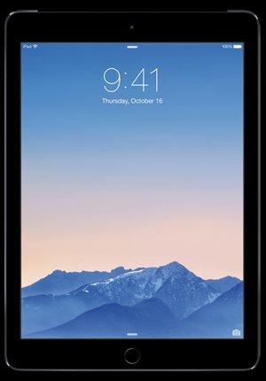 Apple iPad Air 2 128 GB WiFi + Cellular grau bei Handyflash