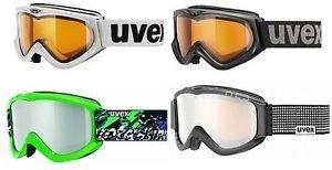 [Ebay] Uvex und Alpina Skibrillen / Snowboardbrillen