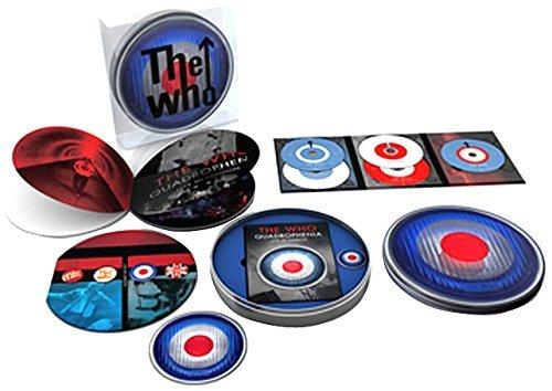 @The Who - Amazon.de: Quadrophenia - Live in London (Limited Super Deluxe Edition) - 61,97€
