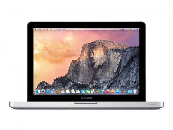 Apple MacBook Pro 13 Zoll 2,5 GHz, 250 GB SSD, 8 GB RAM für 1229,00 Euro inkl VSK