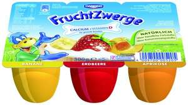 [REWE/GLOBUS] Fruchtzwerge 6x50g (300g) für 0,99€