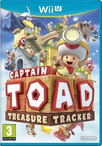 Wii U Captain Toad Treasure Tracker @ Amazon.es     35.23€ inkl. VSK