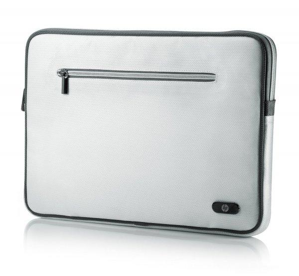 """HP™ - 15.6"""" Notebook-Tasche/Sleeve """"H4P42AA#ABB"""" (Weiß) ab €11,60 [@HP.de]"""