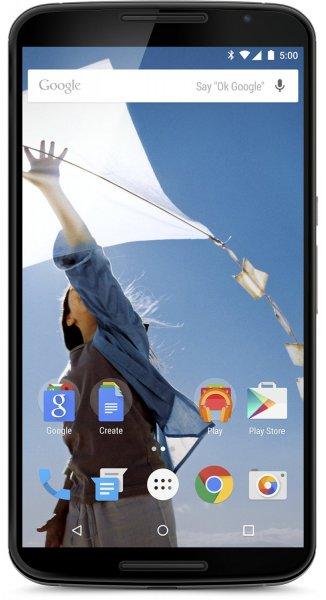 Nexus 6 bei amazon 50EUR günstiger als bei google!