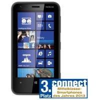 (cyberport) Nokia Lumia 620 schwarz Windows Phone 8 Smartphone 99€ versandkostenfrei