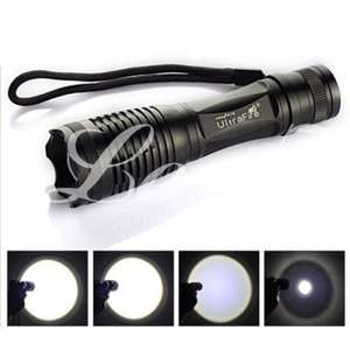 Ultra Bright UltraFire 2000LM CREE XM-L T6 LED