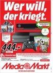 [Media Markt FFM-Borsigallee] Xbox One + GTA V + Assassin's Creed: Unity + Assassin's Creed IV: Black Flag + Kinect für 444€