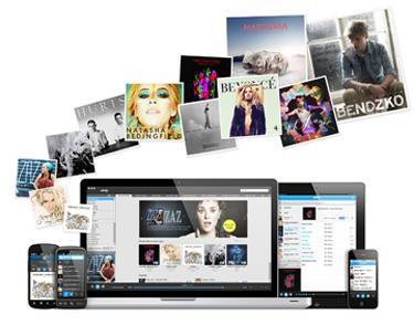 9,99 Euro statt 29,97 Euro - Musikflatrate simfy PLUS für das Smartphone, Tablet oder den PC/MAC