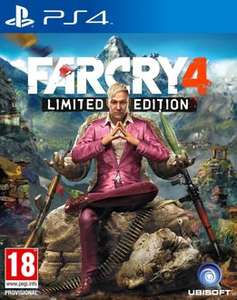 Far Cry 4 - Limited Edition (PS4) für 44,92€ @TheGameCollection