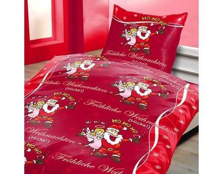 Bettwäsche mit Winter-/Weihnachtsmotiven @ Meinpaket