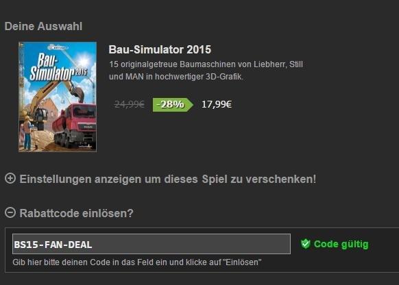[McGame] Bau-Simulator 2015