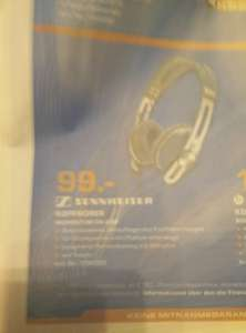 [Lokal Oldenburg - Saturn] Sennheiser Momentum On-Ear (abgebildet: blau)