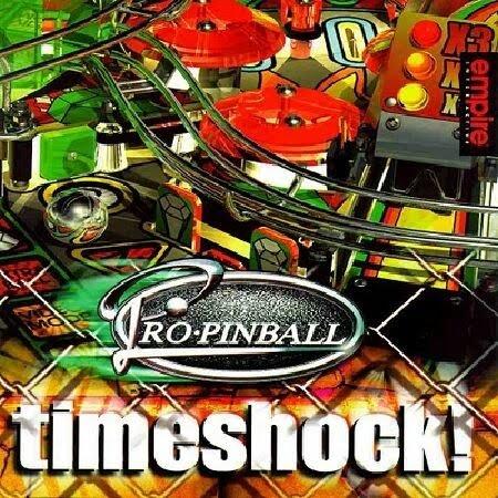 Pro Pinball Timeshock! - Bester PC-Flipper ever auf GOG für 2,39 EUR