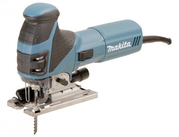 Makita 4351FCTJ Pendelhubstichsäge 135 mm, mit LED