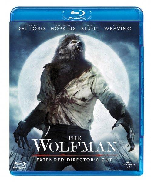 Blu-ray - Wolfman für €4,98 [@Wowhd.co.uk]