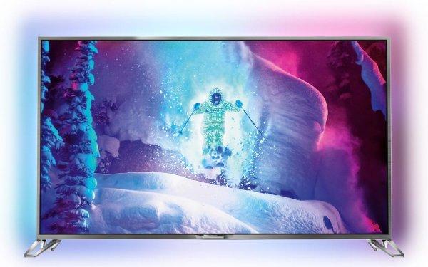 Philips 65PUS9809 (65 Zoll) 4K Ultra HD 3D-LED TV mit Hex Core für 4.184,07€ @MeinPaket + 200€ Cashback (Vergleichspreis: 4.999€)