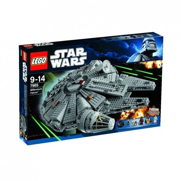 Amazon.de: LEGO Star Wars - Millennium Falcon (7965) 107,99.-