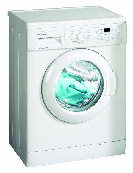 Blomberg WAF 5320 WE10 Frontlader Waschmaschine / A+ B / 1200 UpM / 5 kg / 33 Liter / 0.688 kWh / 19 h Startzeitvorwahl / Display / weiß -Gebraucht - Sehr gut- für 256,86€ @ Amazon WHD