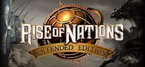STEAM - Rise of Nations Extended Version - 4,99€ (4-Pack je 3,44€) @ Steam