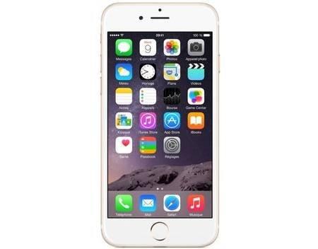 iPhone 6 16GB Gold Demoware für 597€ bei MeinPaket